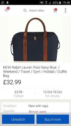 0c07e2f48146 ... promo code polo ralph lauren duffle bag nwt my posh picks pinterest ralph  lauren bags weekend