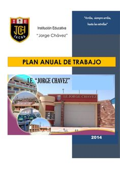 Plan anual de trabajo 2014 by jose luis puma portugal via slideshare
