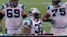 Mike Tolbert's Touchdown Dance is Extremely Sexual