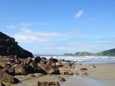 Praia Grande, Ilha do Mel, Paraná, Brazil