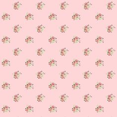 Floral Scrapbook Paper | wrapping paper – digital and printable seamless vintage flower paper ...
