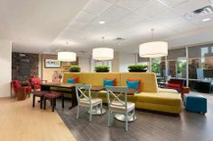 home 2 by hilton | Home2-Suites-by-Hilton-Pittsburgh-/-McCandless,-PA-Lobby