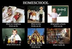 homeschool-what-my-friends-think-i-do | What My Friends Think I Do