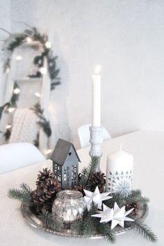 Y mi navidad en blanco…