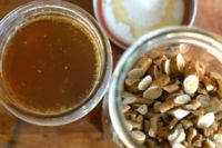 Making medicine: Elecampane honey cough syrup recipe