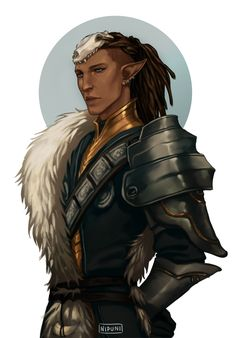 Fen'Harel was the hottest Evanuris pass it on
