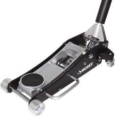 Husky 2 Ton Light Weight Low Profile Aluminum Racing Hydraulic Floor Lift Jack #Husky