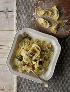 Casoncelli #Bergamo #Food #inLombardia http://www.in-lombardia.it/