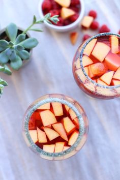 Raspberry Peach Summ