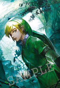 The Legend of Zelda: Skyward Sword | by @cocashy