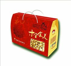 Chinese Food Packaging Design