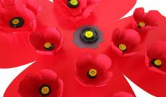 3 Beautiful Handcrafted Poppies for Remembrance Day A great Remembrance Day craft for you and your kids. 3 Beautiful Handcrafted Poppies for Remembrance Day A great Remembrance Day craft for you and your kids. Crafts For Seniors, Fun Crafts For Kids, Summer Crafts, Craft Kids, Remembrance Day Activities, Remembrance Day Art, Wizard Of Oz Decor, Poppy Craft, Egg Carton Crafts
