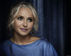 Hayden Panettiere. Same height and build as me. Love her