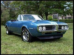 1967 Pontiac Firebird 400 Convertible 400 CI, Automatic presented as lot K88 at Kissimmee, FL 2013 - image1