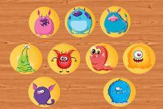 сырные монстрики, настольная игра для детей