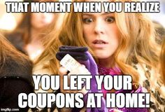 The WORST! Free Printable Coupons, Free Coupons, Grocery Coupons, That Moment When, When You Realize, Saving Money, Coding, Printables, Humor