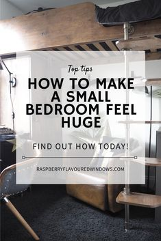 Looking for Space Saving ideas for a small bedroom? Look no further.  Be it  a girls or boys bedroom, young or teenager this is for you. Packed full of cheap DIY projects for those of us on a budget. Along with my top tips on how to make a small bedroom feel huge! #ideasforsmallrooms #smallbedroomideas #teenagerssmallbedroomideas Fold Away Desk, Interior Design Inspiration, Design Ideas, Online Interior Design Services, Space Up, Budget Bedroom, Study Areas, Dark Interiors, Small Bedrooms