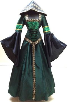 medieval gipsy clothing - Google Search