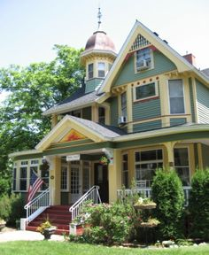 Image detail for -... and Breakfast in a Queen Anne Victorian home, Little Falls, Minnesota