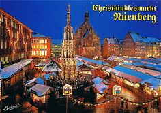 Christkindlesmarkt in Nuremberg - before our young one gets too old!