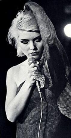 Debbie Harry, Parallel Lines tour 1979.