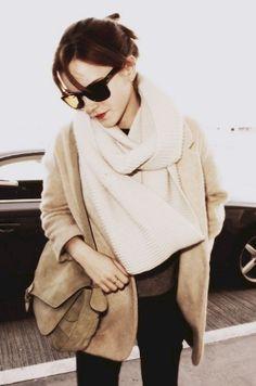Adorable Emma Watson Street Style 92