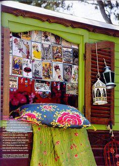 vintage inspired gypsy love