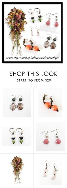 Earrings, Earrings, Earrings by mimisjewelryboutique on Polyvore featuring Frontgate and vintage