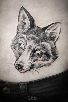 linework fox - Cerca con Google