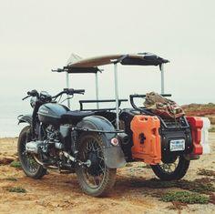 Tom's bike (iron and resin )