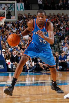 Kevin Durant! The boys favorite Basketball player!
