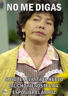 Doña Lucha.