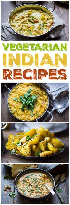 These are my TOP 10 vegetarian Indian recipes - perfect for Meatless Monday or anytime you need a cheap and easy meal.