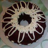"""Red velvet """"b""""undt cake"""