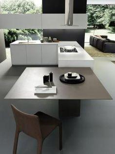 Design di Cucine, bagni e soggiorni moderni MODULNOVA - Progetto 08 - Foto 7