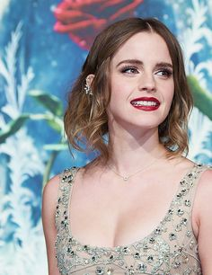 "Emma Watson at the ""Beauty and the Beast"" Premiere in Shanghai, China (02.27.17)"