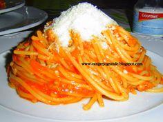 Espaguetis a la Boloñesa DE @CangrejoGrande #Cranquet