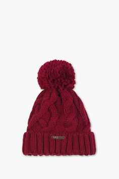 Discover the latest fashion! Hat now at the C&A online shop – Fast delivery✓ Top quality✓ Great prices✓ Kids Hats, Dark Red, Knitted Hats, Latest Fashion, Your Style, Winter Hats, Applique, Beanie, Stitch