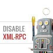 How to Disable XML-RPC in WordPress http://imhabib.com/disable-xml-rpc-wordpress/
