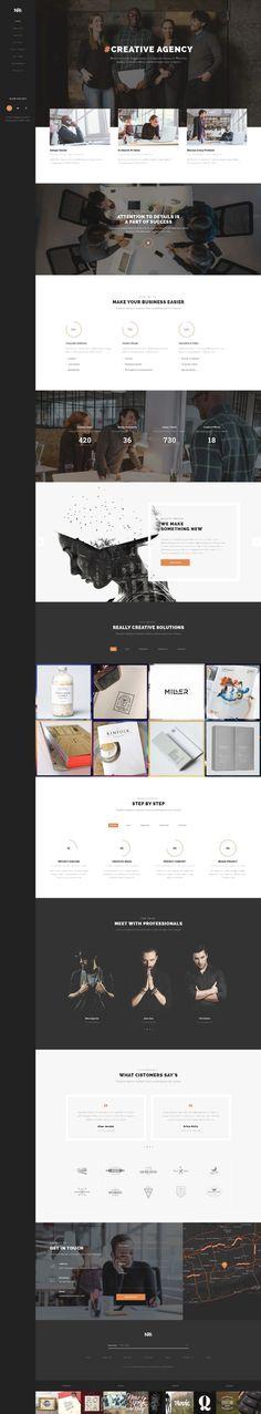 NRG Web Design Inspiration 5
