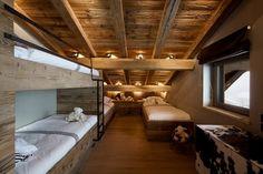 Chalet Cyanella, chamonix, 2007 by Bo Design #architecture #chalet #design…