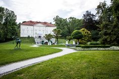Tivoli park in Ljubljana, a five minutes walk from city centre, a very popular place amongst locals and even tourists. One of those places, where you can forget about everything and get problems & bad thoughts out of your head. Photo: Pola Henderson