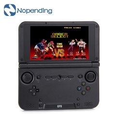 GPD XD 5 Inch Android4.4 Gamepad Tablet PC 2GB/32GB RK3288 Quad Core 1.8GHz Handled Game Console H-IPS 1280×768 Game Player Android 4.4 OS 5 inch 1280*768 H-IPS capacitive touch screen. Rockchip RK3288 Quad Core 1.8GHz CPU. Mali-T764 GPU, fully compatible with APK, 3D games. 2GB DDR3 RAM...