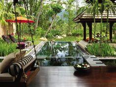 Four Seasons Chiang Mai Hotel Thailand