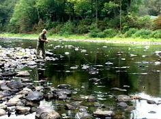 Fly Fishing Slate Run Pennsylvania