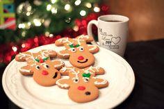 {The Organised Housewife} How to make gingerbread reindeer 8