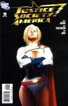 Justice Society of America #9 - Thy Kingdom Come: Prologue (Issue)