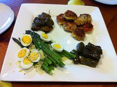 Greek summer tasting plate