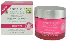1000 Roses Rosewater Gel Mask 1.7 OZ ** This is an Amazon Affiliate link. You can find more details by visiting the image link.