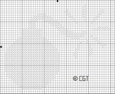 Free Bomb Cross Stitch Pattern